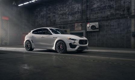 Novitec Esteso Maserati Levante 2020