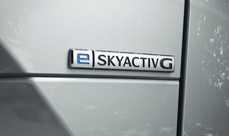 Mazda MX-30 e-SkyActiv G 2020 (officieel)