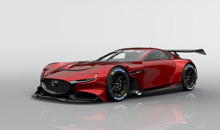Mazda RX Vision GT3 Concept Gran Turismo Sport download