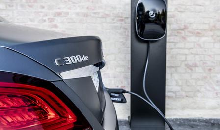 Mercedes C-Klasse hybride prijs E-Klasse