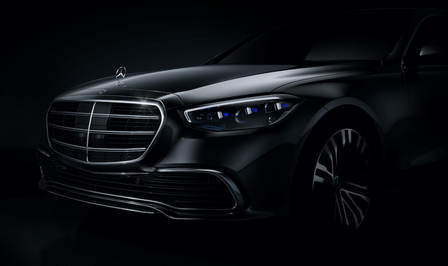 Mercedes S-Klasse 2020