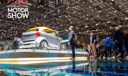 Autosalon Genève 2021 geannuleerd