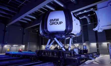 BMW Group Driving Simulation Centre