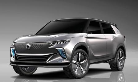 SsangYong Edison Motors gerucht