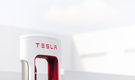 Tesla Supercharger openbaar