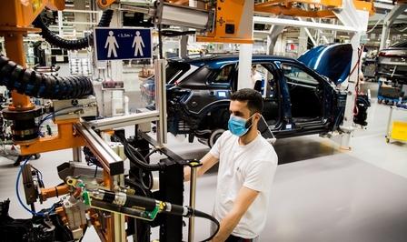 Inschrijvingen nieuwe auto's Europa ACEA