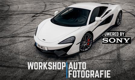 Workshop autofotografie Autofans