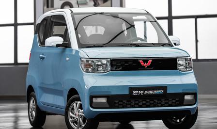 Wuling Hong Guang Mini EV Versus Tesla Model 3