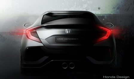 honda-civic-hatchback-prototype-2016