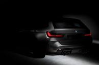 BMW M3 touring 2020 achterkant