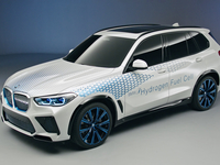 BMW i Hydrogen NEXT BMW X5 waterstof FCV Fuel Cell