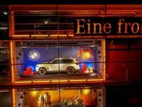 BMW iX3 chez Mercedes-Benz