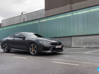 BMW M8 Competition Coupé rijtest Autofans 2020