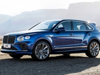 Bentley Bentayga Speed 2020