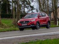 MG ZS EV rijtest Autofans