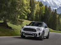 Mini Countryman facelift 2020