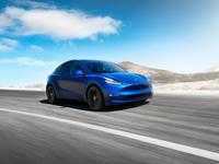 Tesla Model Y Standard Range geschrapt
