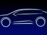 Toyota SUV électrique
