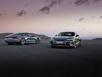 Audi E-Tron GT test 2021