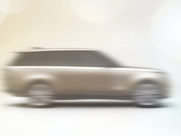 Land Rover Range Rover 2022 teaser