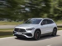 Mercedes-AMG GLA 45 S 2021