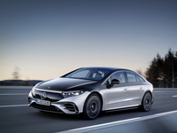 Mercedes EQS info