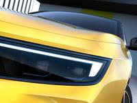 Opel Astra 2021 Teaser