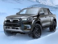Toyota Hilux AT35 (2021)