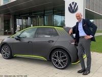 Volkswagen IDX ID3 GTX info