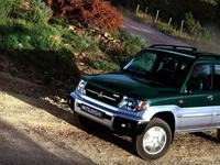 Vergeten auto #70: Mitsubishi Pajero Pinin