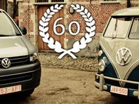 60 jaar Volkswagen Transporter