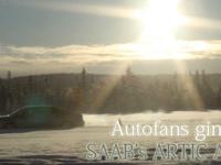 Autofans Saab Arctic Adventure 2011