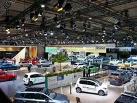 Autosalon 2020 VW-Groep