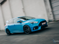 Ford Focus R.S. 2016