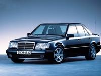 Mercedes 500e (vergeten auto)