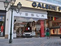 Tesla Model S in België