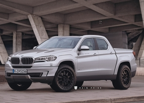 bmw-x5-pickup-render