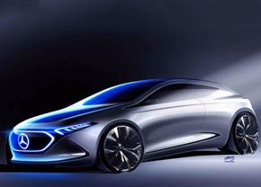 Mercedes-EQ-A-production