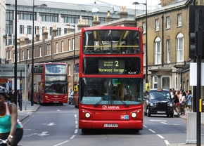 bus-red-london-double-decker-traffic-263671