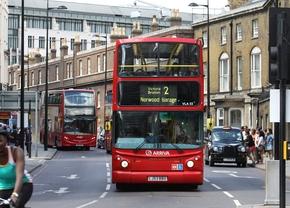 bus-red-london-double-decker-traffic-263671