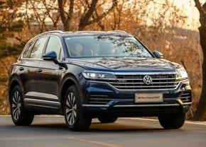 Volkswagen Touareg PHEV