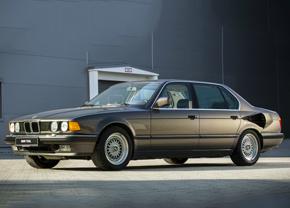 BMW 7 Reeks Goldfish V16