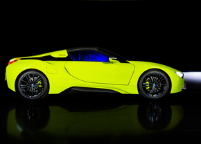 BMW i8 Roadster LimeLight Edition (2019)