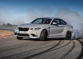 BMW M2 RWD