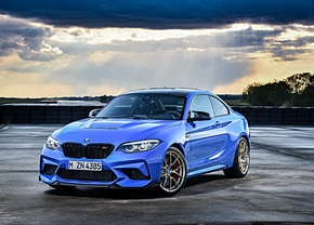 BMW M2 CS leaked info