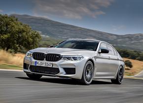 BMW M5 V8 hybride gerucht