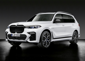 BMW X6 X7 M Performance Parts 2019