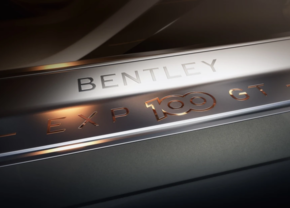 bentley exp 100 gt teaser 2019