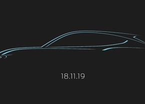 Ford Mustang SUV teaser