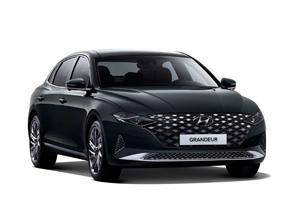 Hyundai Grandeur facelift
